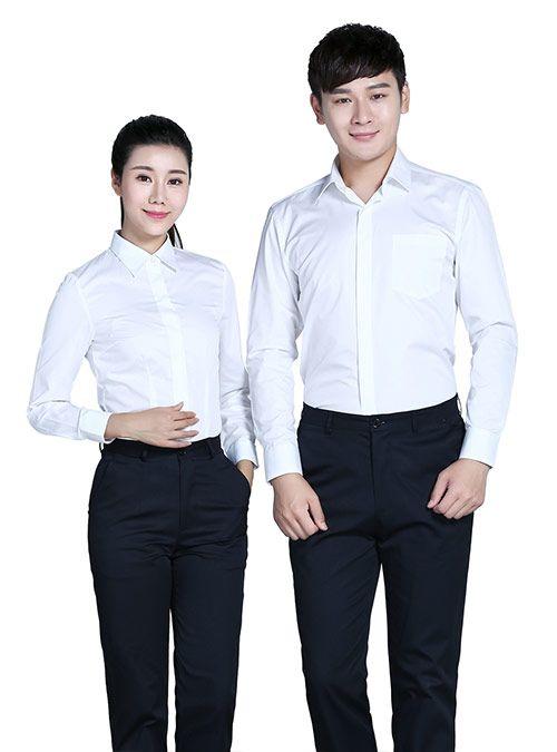 衬衫定做标准和面料的使用